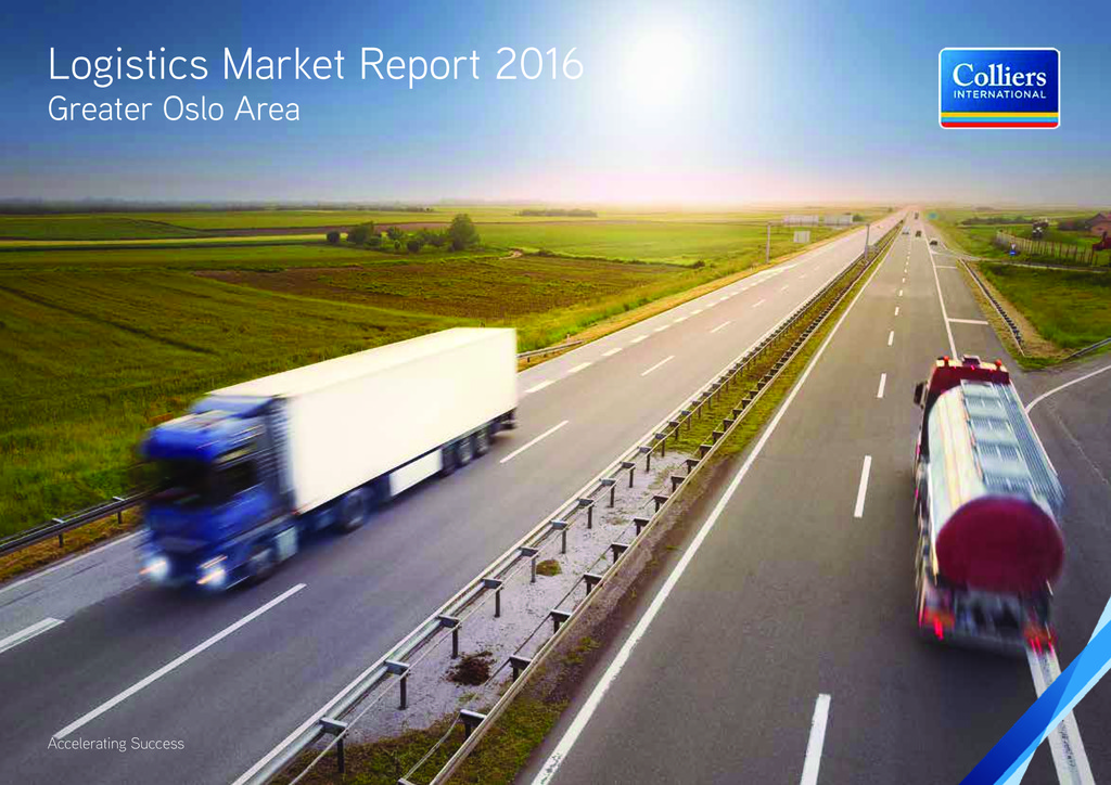 logistics report Logistics service providers report that they already operate in more than 100 countries the largest express companies list as many as 200 countries or more and such wide-reaching networks.